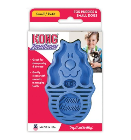KONG ZoomGroom Boysenberry L