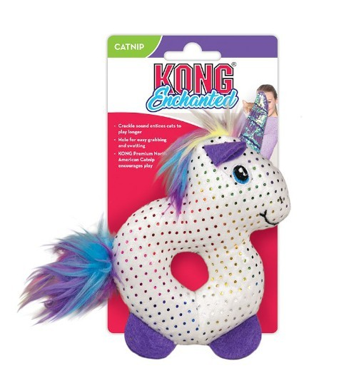KONG Enchanted Characters Assorted - jednorożec
