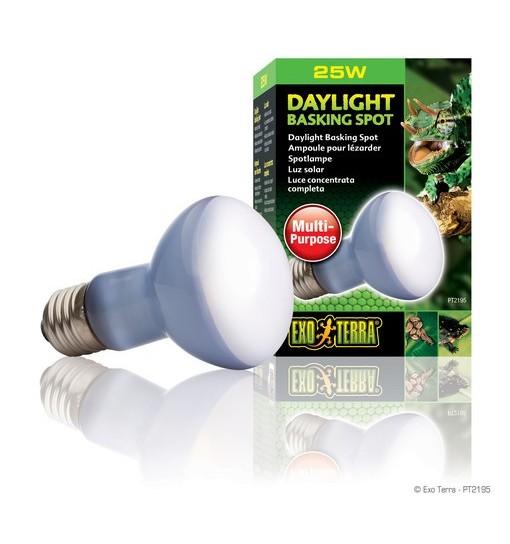 Exo-Terra Żarówka dzienna Daylight Basking Spot Lamp (dawniej SUN-GLO)