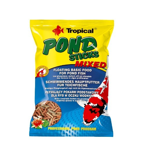 Pond Sticks Mixed worek 1000 ml/90g