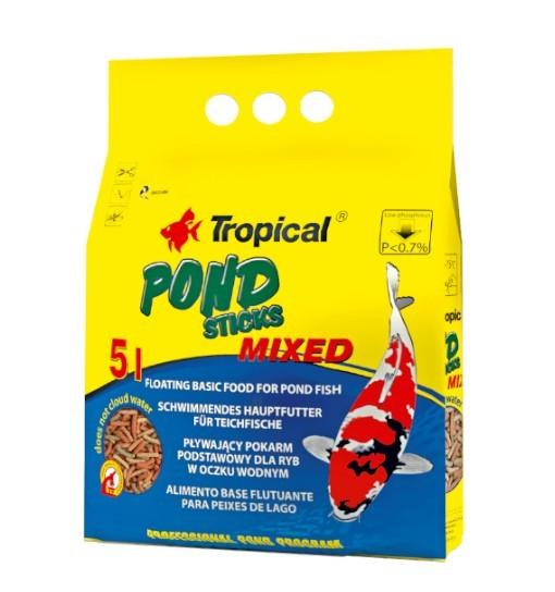 Pond Sticks Mixed worek 50l/4kg