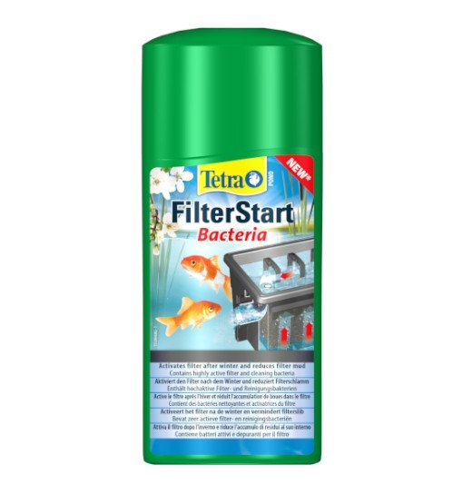 Tetra Pond Filter Start