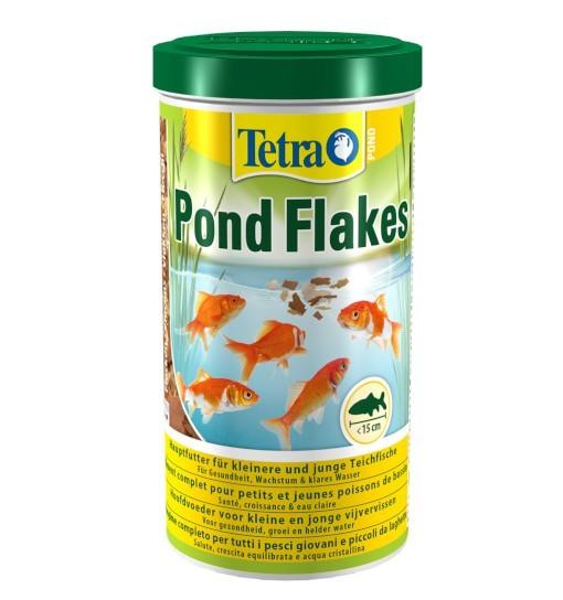 Tetra Pond Flakes 1L - pokarm podstawowy w płatkach