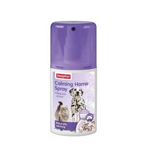 Beaphar Calming Home Spray Cat 125 ml - łagodzi problemy behawioralne