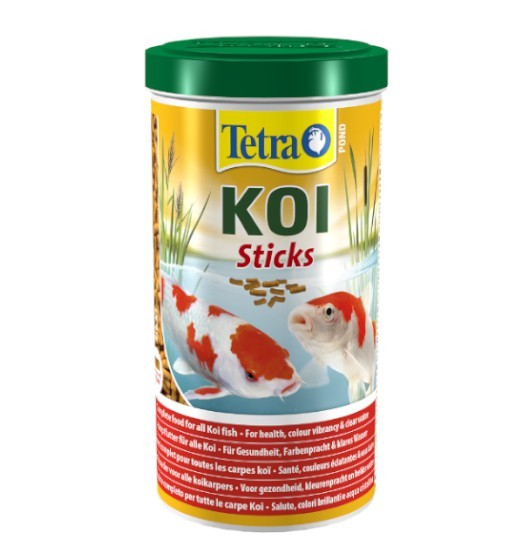 Tetra Pond Koi Sticks 10L - wiaderko
