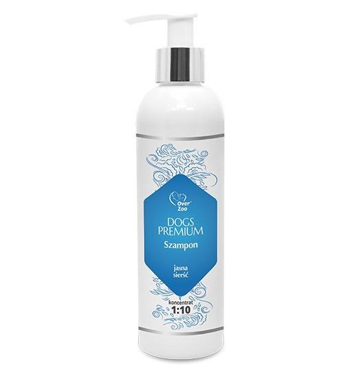 Over Zoo Dogs Premium szampon do jasnej sierści