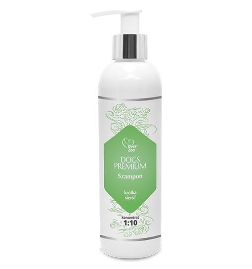 Over Zoo Dogs Premium szampon dla psów krótkowłosych
