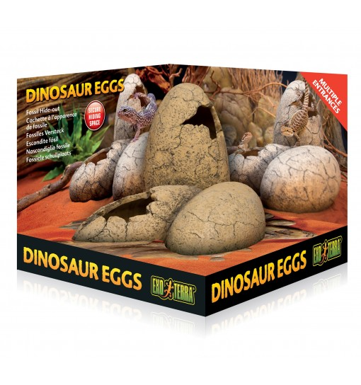 Exo-Terra Jaja Dinozaura Dinosaur Eggs (PT2841)