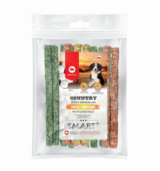SMART+ Country Stick Mix - owoce i warzywa /100szt.