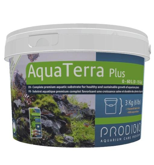 Prodibio Aqua Terra Plus - podłoże dla roślin
