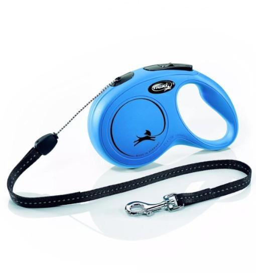 Flexi NEW CLASSIC linka - niebieska