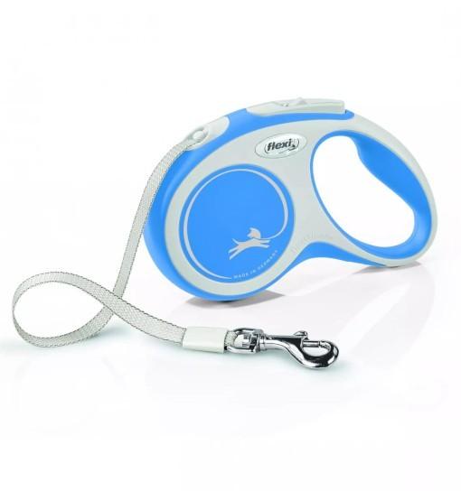 Flexi New Comfort taśma niebieska
