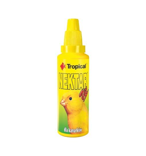 Tropical Nektar-Vit - multiwitamina w płynie dla żółtych kanarków 30ml