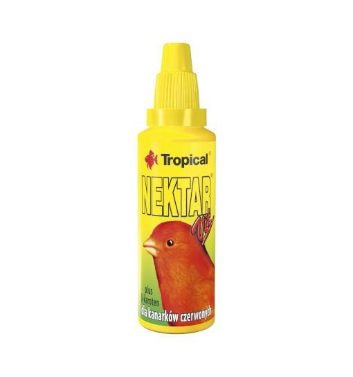 Tropical Nektar-Vit - witaminizowany nektar w płynie dla czerwonych kanarków 30ml