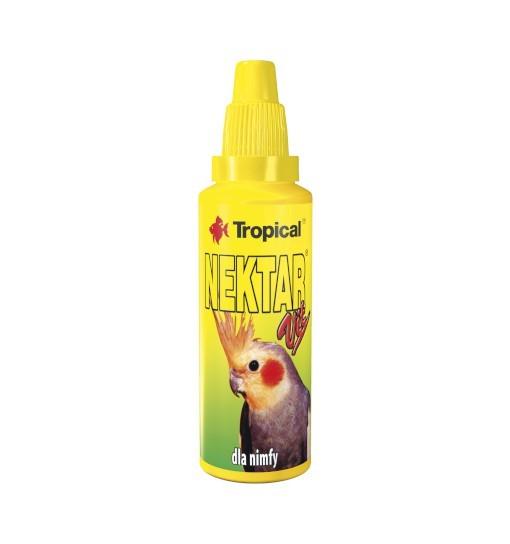 Tropical Nektar-Vit - witaminizowany nektar w płynie dla nimf 30ml