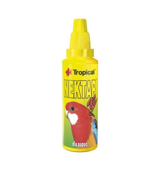 Tropical Nektar-Vit - witaminizowany nektar w płynie dla papug 30ml