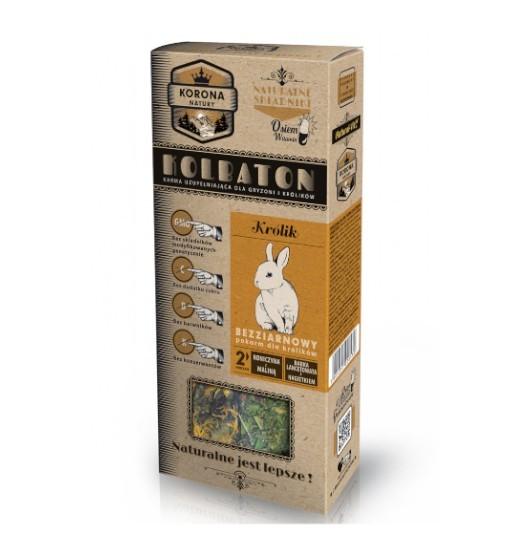 Korona Natury Kolbaton dla królika 2x60g
