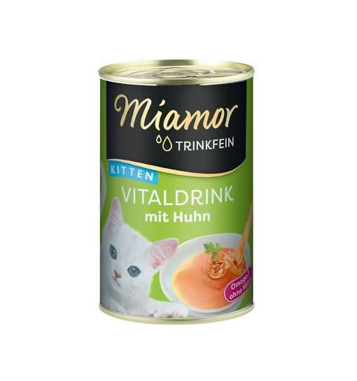 Miamor Vitaldrink dla kociąt z kurczakiem 135ml