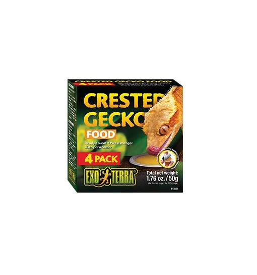 Exo-Terra Pokarm dla gekonów Crested Gecko