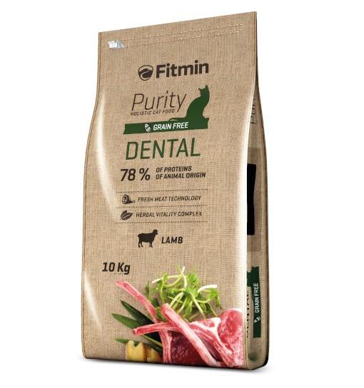 Fitmin Cat Purity Dental 10kg