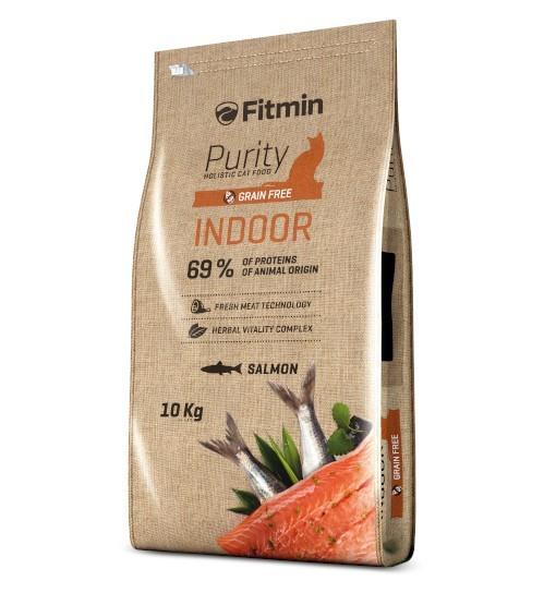 Fitmin Cat Purity Indoor 10kg