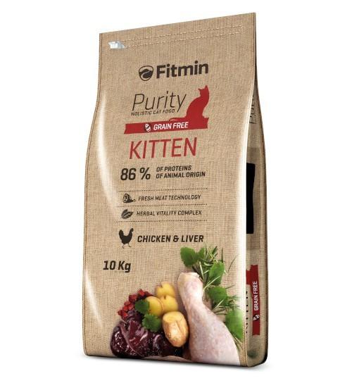 Fitmin Cat Purity Kitten 10kg