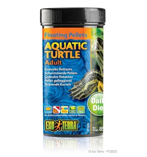 Exo-Terra Pokarm dla dorosłych żółwi wodnych