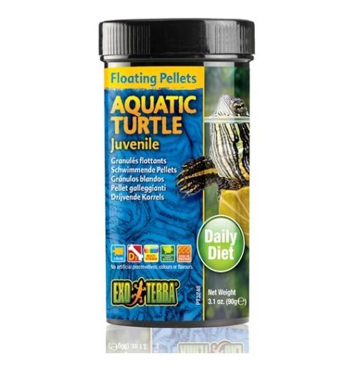 Exo-Terra Pokarm dla młodych żółwi wodnych