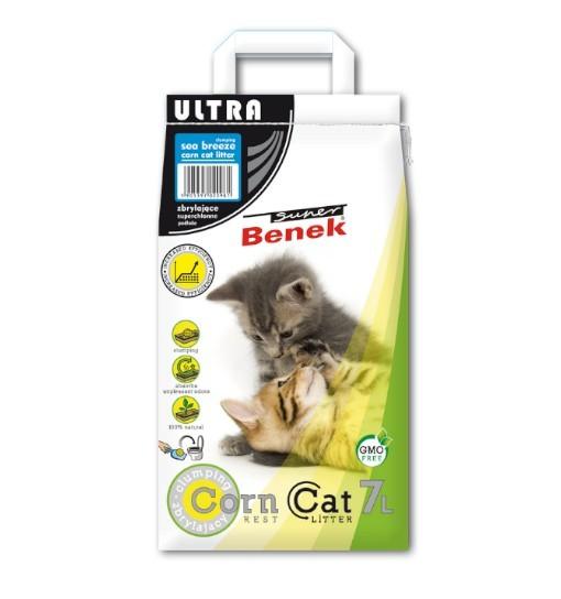 Benek CornCat Ultra Morska bryza 7l