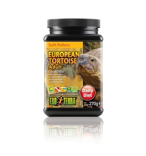 Exo-Terra Pokarm dla dorosłych żółwi europejskich European Tortoise Adult