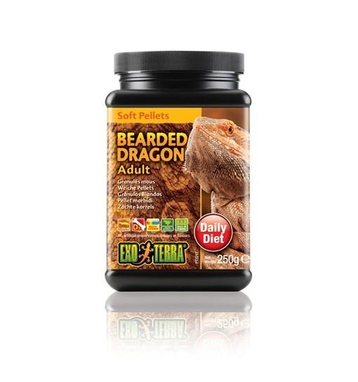 Exo-Terra Pokarm dla dorosłych agam brodatych Bearded Dragon Adult.
