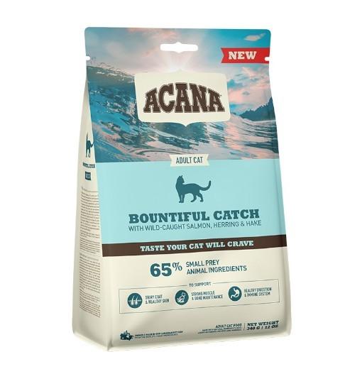 Acana Bountiful Catch Cat 340g