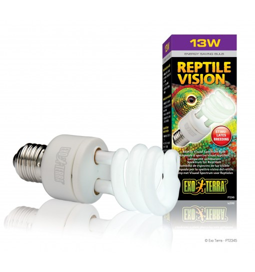 Exo-Terra Żarówka Reptile Vision