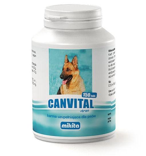 Mikita Canvital plus tran - suplement diety poprawiający odporność