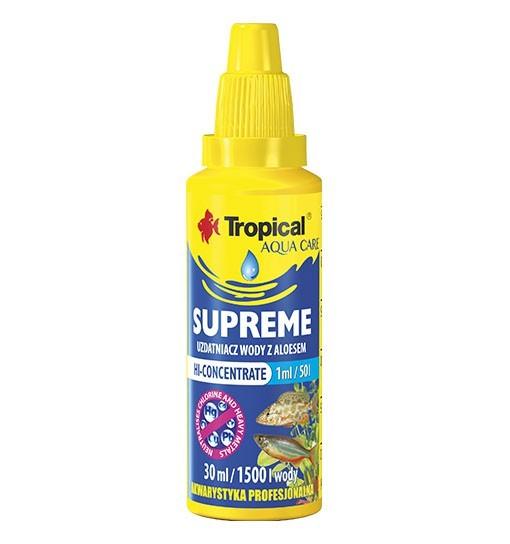 Tropical Supreme - uzdatniacz wody