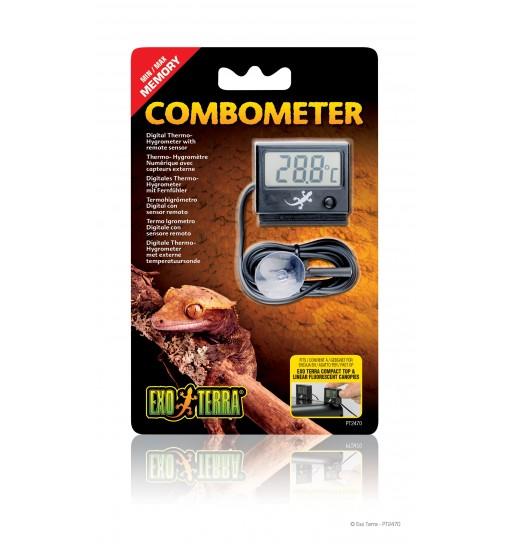 Exo-Terra Termometr, Wilgotnościomierz Thermo-Hygro (PT2PT247066)