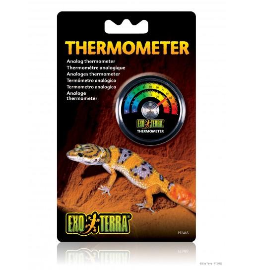Exo-Terra Termometr analogowy okrągły Thermometer (PT2465)