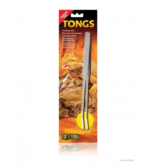 Exo-Terra Szczypce (penceta) do karmienia gadów i płazów Tongs (PT2075)