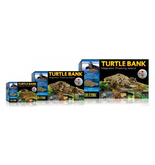 Exo-Terra Wyspa dla żółwia Turtle Bank Magnetic Floating Island