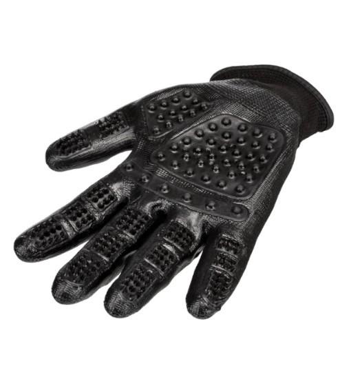Trixie Nylonowa rękawica do wyczesywania sierści /2szt