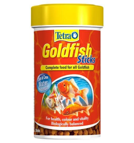 Tetra Goldfish Sticks -  pokarm w postaci pałeczek dla złotych rybek