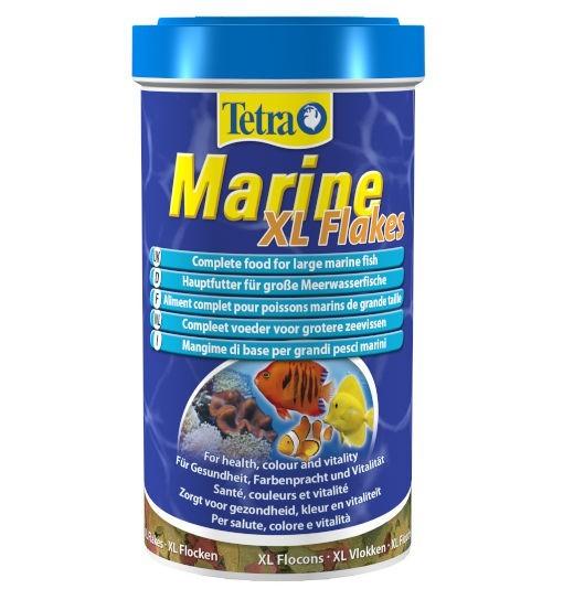 Tetra Marine XL Flakes - pokarm w płatkach dla dużych ryb morskich