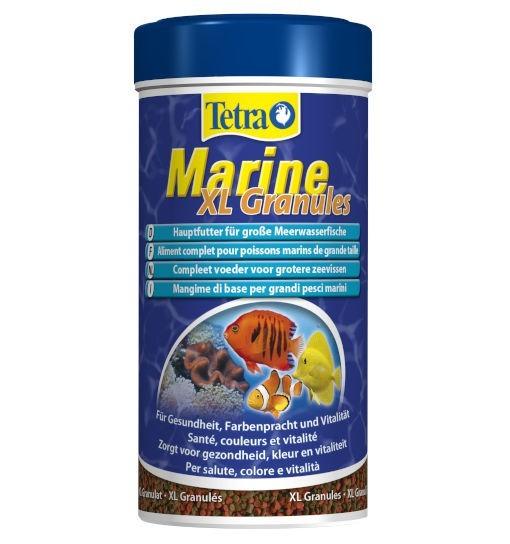 Tetra Marine XL Granules - pokarm w granulkach dla średnich i dużych ryb morskich