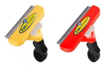 FURminator - profesjonalne szczotki do wyczesywania podszerstka