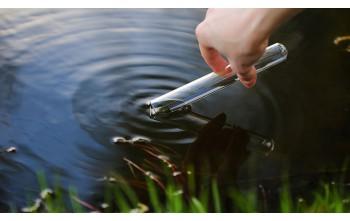 Parametry wody w oczku wodnym